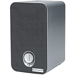 GermGuardian AC4100 3-in-1 Desktop Air Purifier, HEPA Filter, UVC Sanitizer, Home Air Cleaner Traps Allergens for Smoke, Odors, Mold, Dust, Germs, Smokers, Pet Dander, Germ Guardian Room Air Purifier