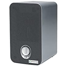 GermGuardian AC4100 3-in-1 HEPA Air Purifier System with UV Sanitizer, and Odor Reduction, 11-Inch Table Top Tower
