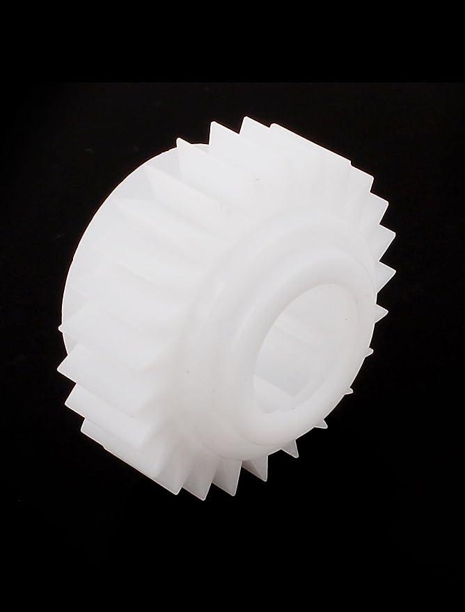 15 mm Anchura 25 dientes rueda de trinquete de plástico para lavadora de Sharp - - Amazon.com
