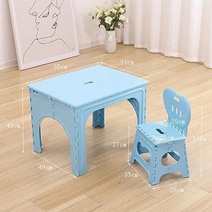 CTC Table De Jouets Pour Enfants,Table Pliante,Petite Table ...