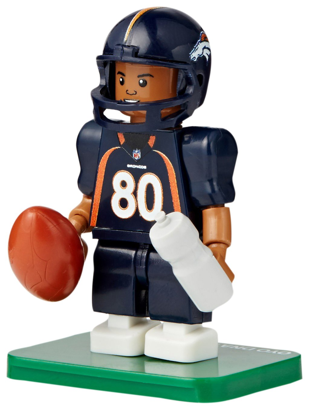 Oyo Sportstoys NFL New England Patriots Sports Fan Bobble Head Toy Figures One Size red White//Blue