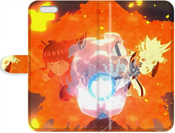 Amazon.com: Hot Leather Case Cover Protector For Naruto ...