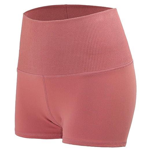 Tutyuity Pantalones Cortos de Yoga para Mujer, Leggings ...