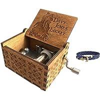 Cuzit - Caja de música de Madera, diseño