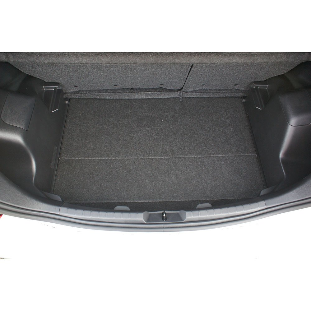 MTM Boot Liner Yaris III Hybrid from 01.2015- 6857 Tailored Trunk Mat with Antislip cod