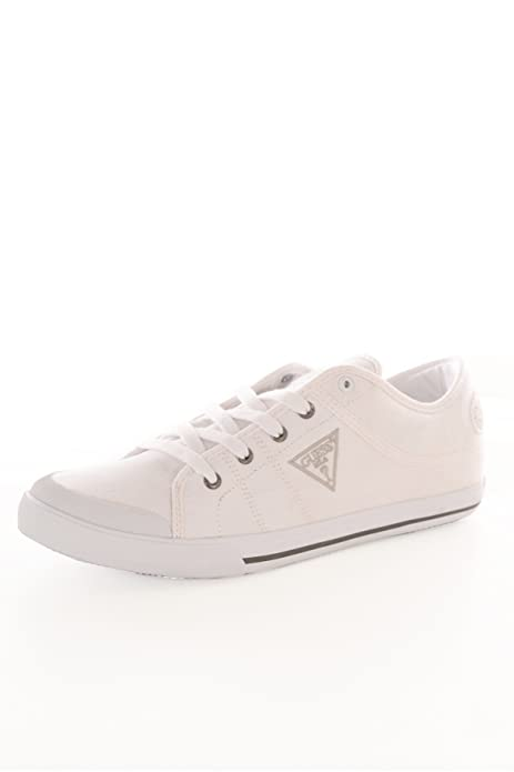 Zapatillas Guess ROAK Blanco - Color - BLANCO, Talla - 44: Amazon.es: Zapatos y complementos