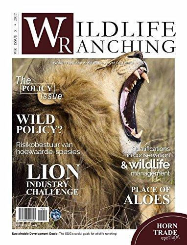 Wildlife Ranching Magazine