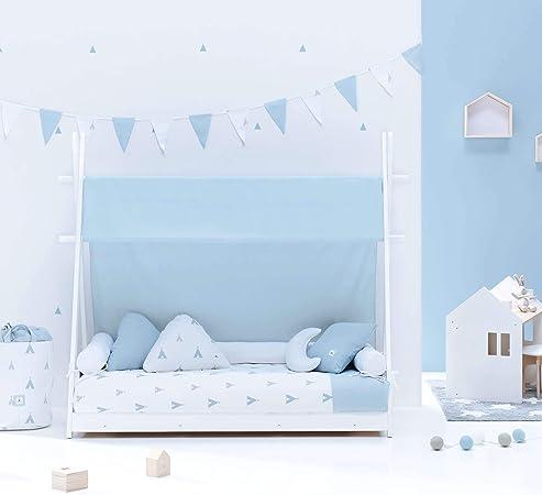 ALONDRA – Camita cabaña HOMY Montessori infantil para niños ...