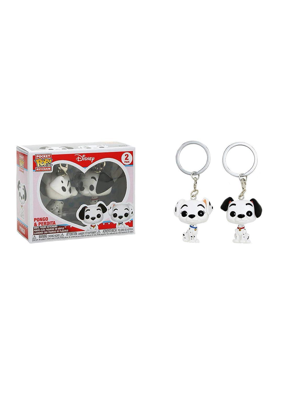 Amazon.com: Funko Disney 101 Dalmatians Pocket Pop! Pongo ...
