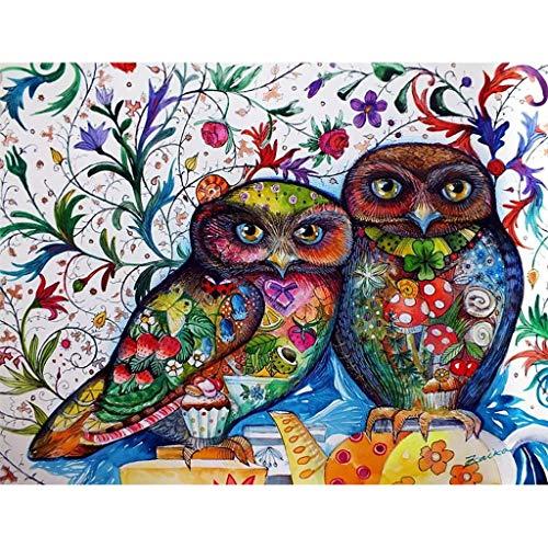 (BeautyShe 5D DIY Diamond Painting Wall Sticker 5D Diamond Mosaic Cross Stitch Embroidery)