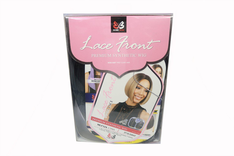 Amazon Bobbi Boss Lace Front Wig Mlf126 Lyna 1 Beauty