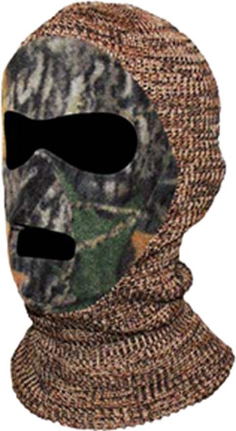 Redhead fleese mask