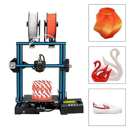 Geeetech A10M Impresora 3D Kit de bricolaje Perfil de aluminio ...
