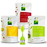 Dr. Zisman ZT Slimming Detox Tea Pack (Matcha Coconut + Goji Ginger + Garcinia Dreams) | Weight Loss Blends for…