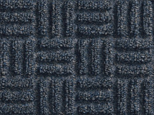 (Andersen 265 WaterHog Masterpiece Select Polypropylene Fiber Entrance Indoor Floor Mat, SBR Rubber Backing, 6' Length x 4' Width, 3/8