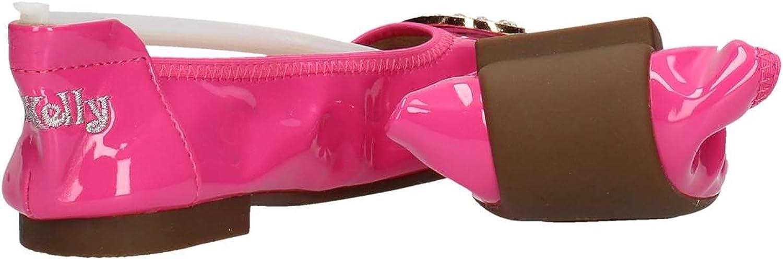Lelli Kelly Kids LK4108 Magiche Heart Pumps In Pink