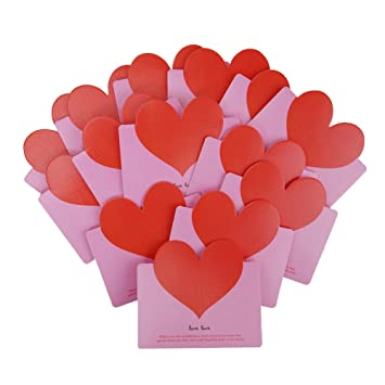 tenn well love greeting cards 50pcs blank greeting cards with