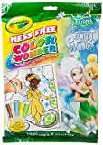 Crayola Color Wonder Disney Fairies Secret of the Wings 18 Pages 5 Markers Kit