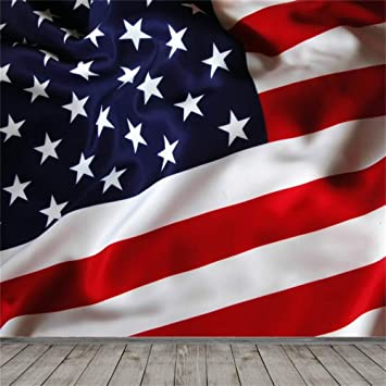 Backdrop Vertical Stripes Stars Background Patriotic 4th of July Party Photo Booth Photo Prop Multiple Sizes Available