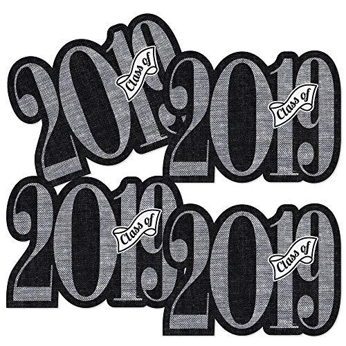 All Star Grad - 2019 Graduation Decorations DIY Party Essentials - Set of 20 -