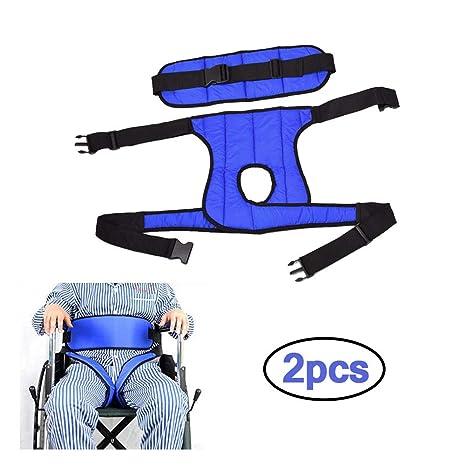 Cinturón ajustable para silla de ruedas, Arnés ajustable para el ...