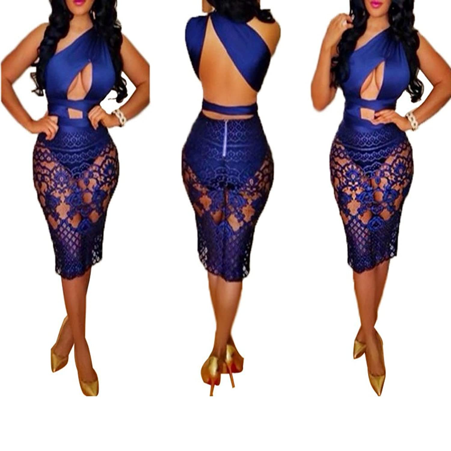 2016 NEW Club sexy summer lace dress Pencil skirt Explosion models