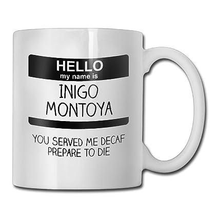 Amazon.com: Funny Quotes Mug With Sayings - Funny Princess ...
