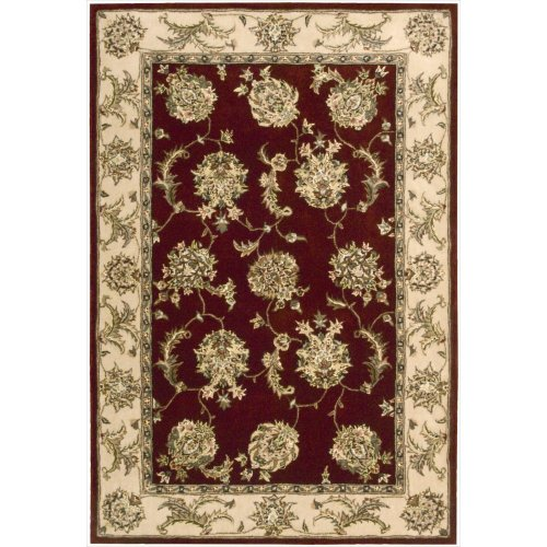 (Nourison Nourison 2000 (2022) Lacquer Rectangle Area Rug, 3-Feet 9-Inches by 5-Feet 9-Inches (3'9