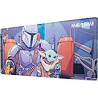 Erik - Star Wars The Mandalorian - The Child XXL Mouse Mat - Desk Pad - 80 x 35cm
