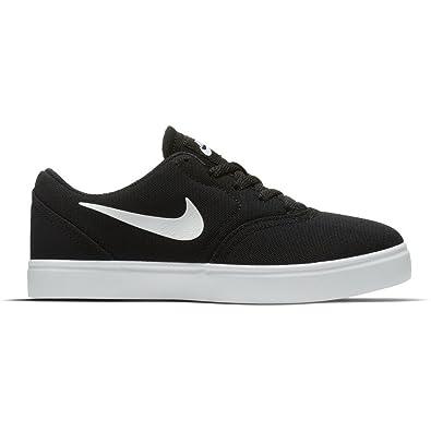 cheap for discount 57b9b 21d9e Nike Schuhe – SB Check CNVS (PS) Schwarzweiß Größe 34