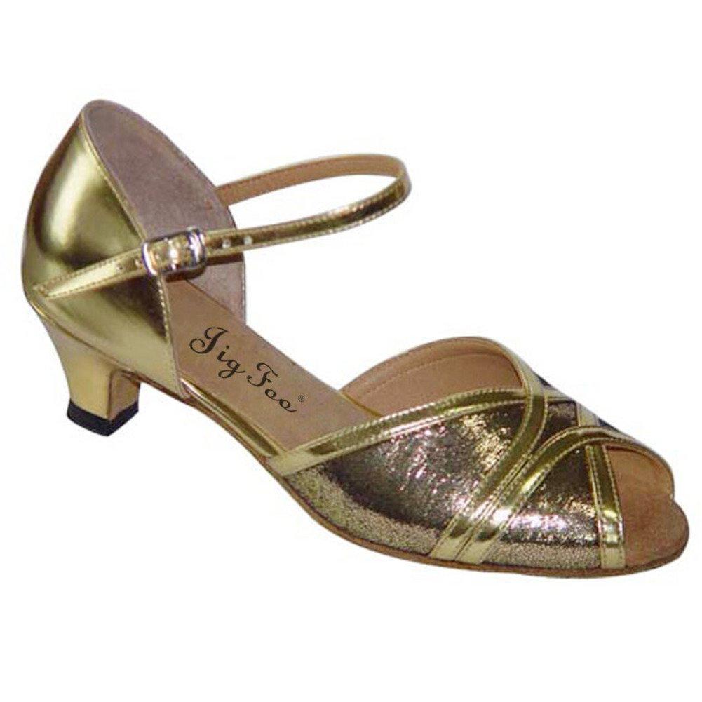 Damen Damen Damen Latein Tanzschuhe für Erwachsene Gesellschaftstanz Square Dance Schuhe weiche und Bequeme Schuhe B01NGUENBL Tanzschuhe Modisch fb8fc9