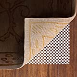 WATTA Under Cushion Non-slip Underlay and Area Rug Pad,Mattress Rug Gripper Fit fof Sofas,Couches,Outdoor Furniture,Carpet,Mattress, Set of 3-24''x 24'' - Warm White