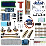 OSOYOO Raspberry Pi 3 Zero W DIY Basic Starter learning Kit 2018 Updated For Beginners