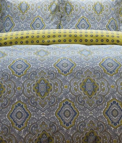 City Scene Milan Duvet Cover Set King Home Garden Linens