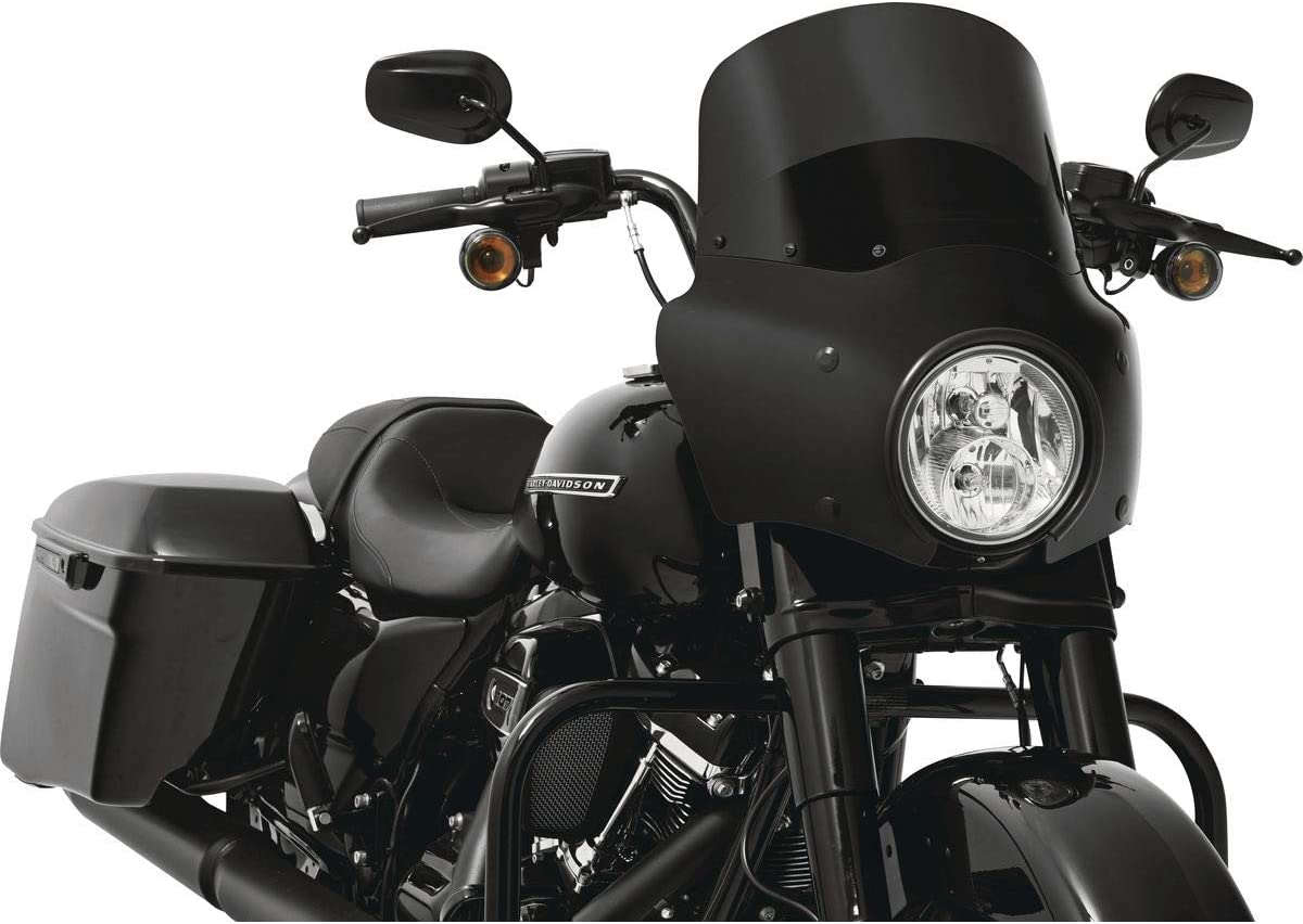 "19/"" MEMPHIS SHADES REPLACEMENT WINDSHIELD HARLEY ROAD KING FLHR 1994-2019"