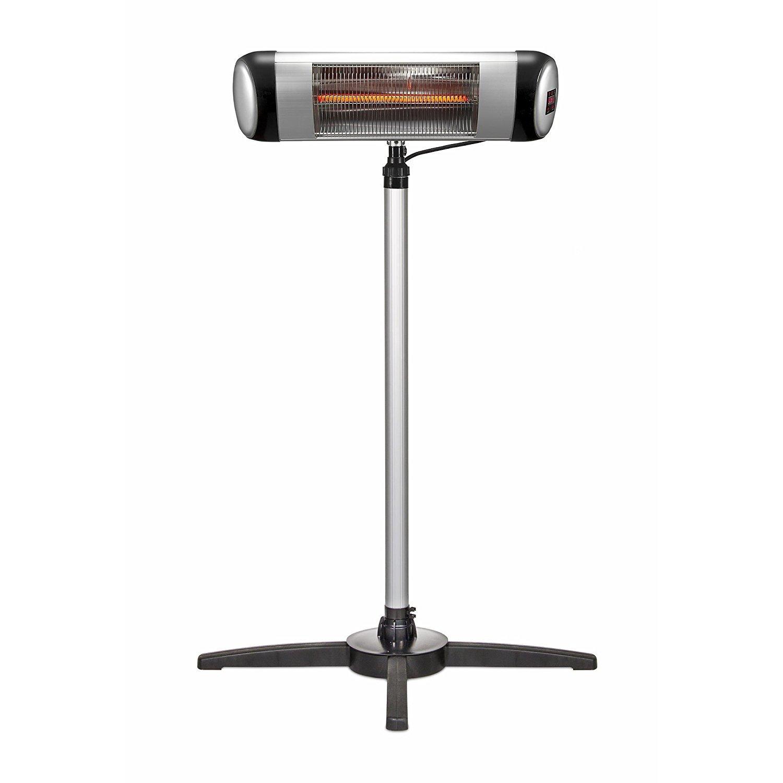 Personal Electric Portable Heater/space heater/Desktop Heater,500W,Black HeatUp