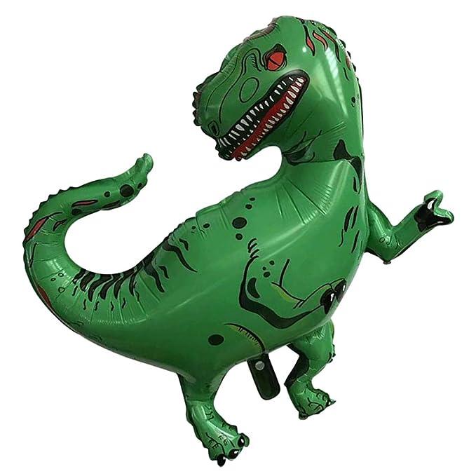 PETSOLA 2 pcs Globos Dinosaurios Decoración Casera de ...