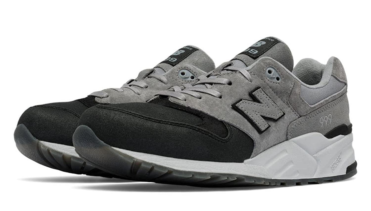 New Balance Men's ML999WXA Canvas Waxed Classic Running Shoes B01CYYPGQC 7.5 D(M) US