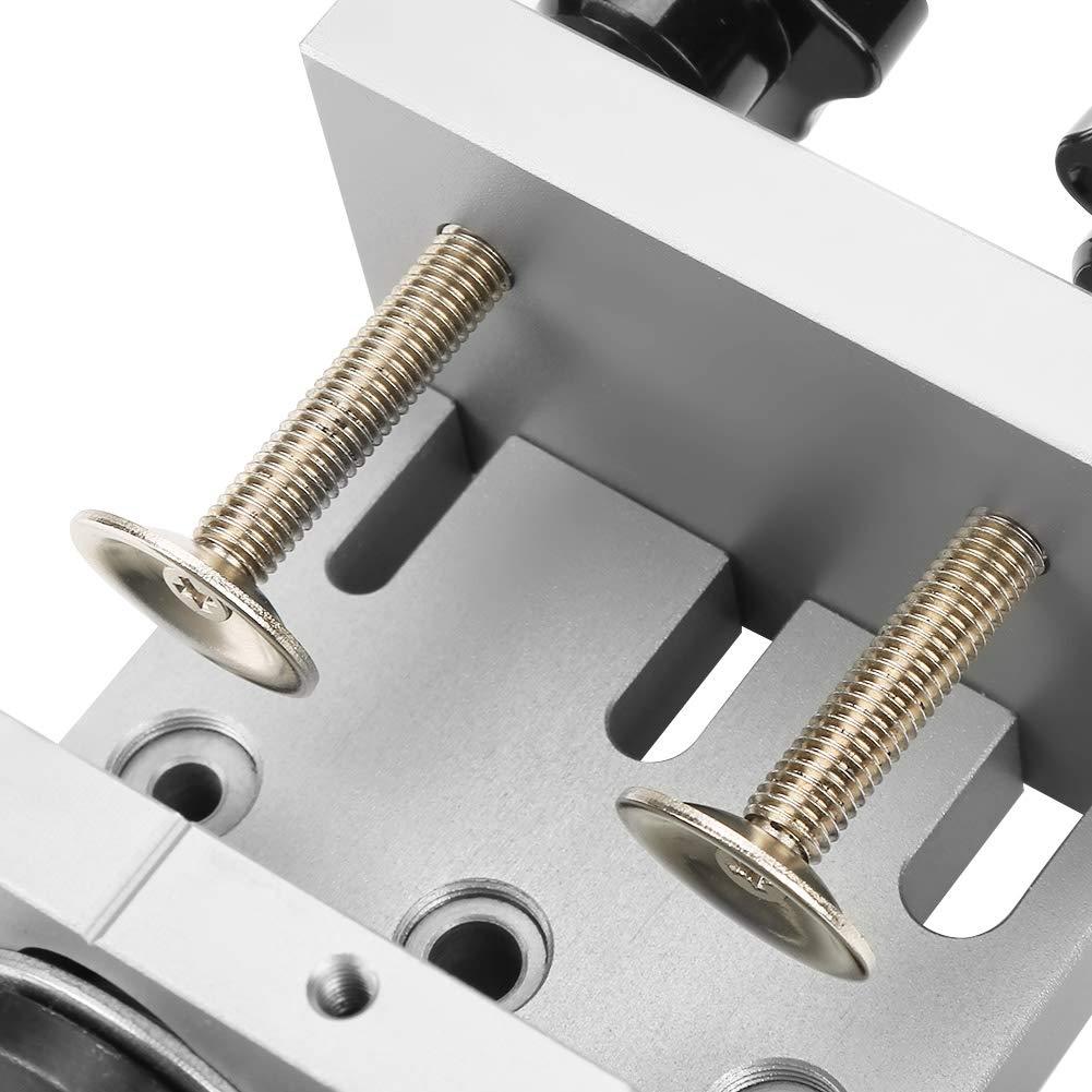 3/en 1/Self centrage Doweling Jig menuiserie Guide de per/çage Locator kit avec 6//8//10/mm forets gommes 15/mm Doweling Jig