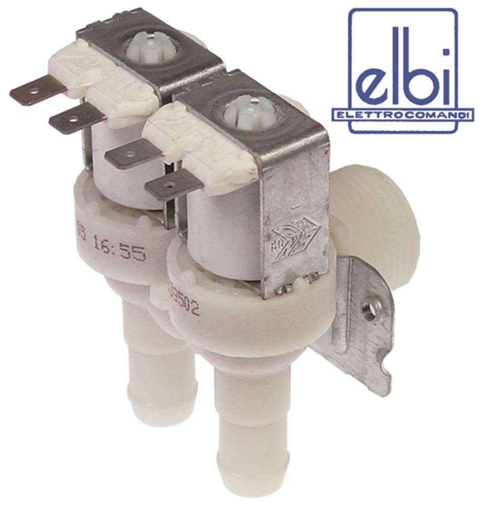 ELBI - Válvula magnética para lavavajillas Electrolux 504002 ...