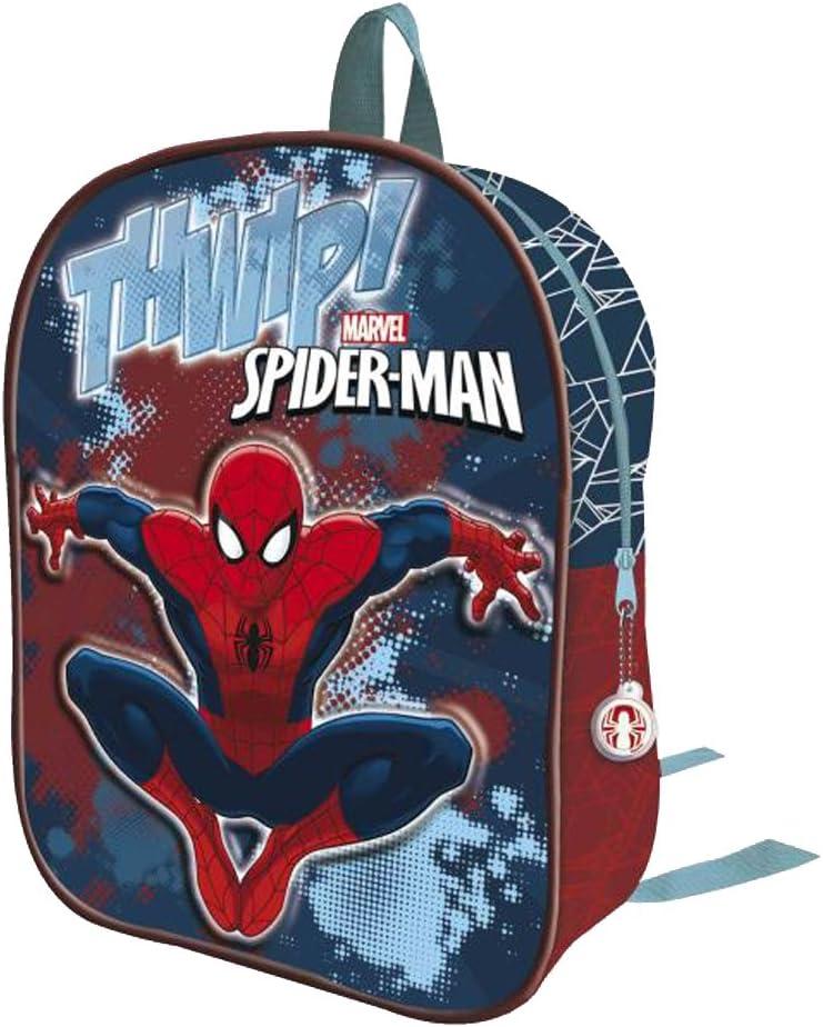 Spiderman AS068-2017 32 cm Multicolor Mochila Infantil