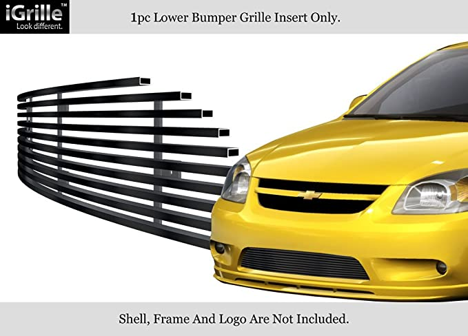 For Chevy Cobalt 2005 06 07 08 09 2010 Center Bumper Billet Grille Insert BOLTON