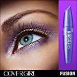 CoverGirl LashBlastFusion Mascara, Very Black [860], 0.44 oz (Pack of 8)