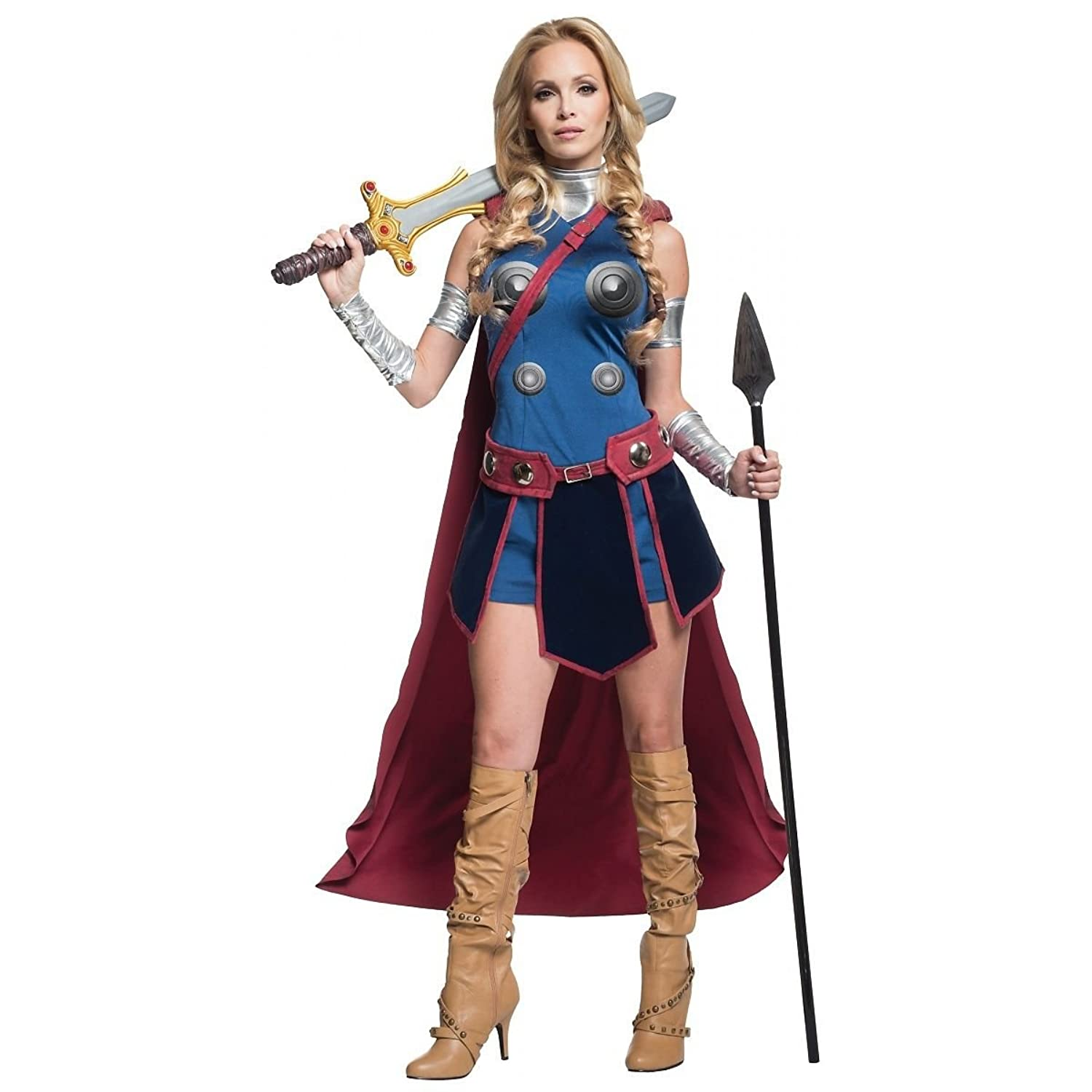 Valkyrie Costume Adult Female Thor