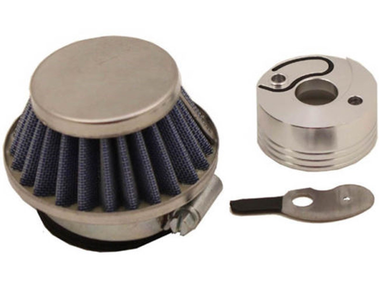 scooter Performance Air Filter w Choke 43cc for Gas Stand Up Motovox MVS10 Parts