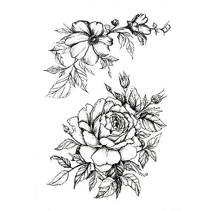 Pegatinas de tatuaje, Tatuajes de tatuajes con nombre Tatuajes ...