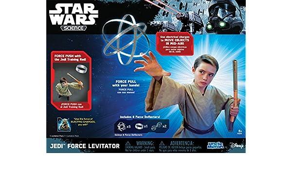 Uncle Milton - Star Wars Science - Jedi Force Levitator: Amazon.es: Juguetes y juegos