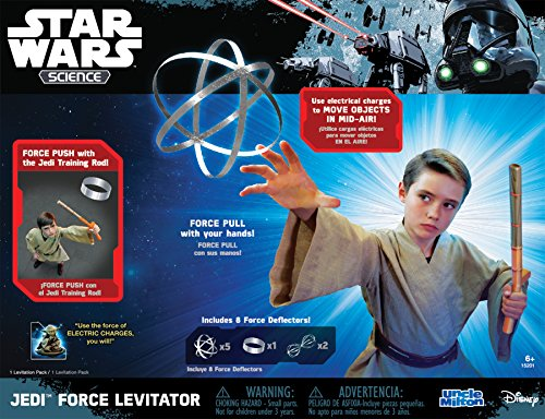 Star Wars Science Jedi Force Levitator - Uncle (Star Wars Force Trainer)
