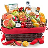 Golden State Fruit Christmas Morning Family Brunch Gift Basket