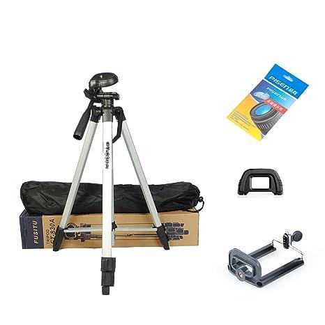 FT-830 Trípode portátil Profesional para cámara réflex Digital ...
